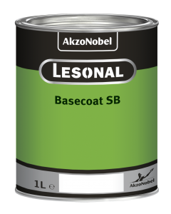 Lesonal Basecoat SB MM 120-200P 1L