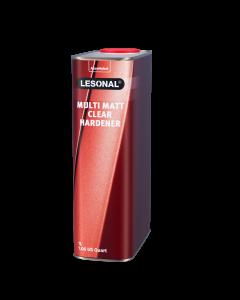 Lesonal Multi Matt Clear Hardener 1 US Quart