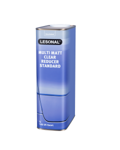 Lesonal Multi Matt Clear Reducer Standard 1L