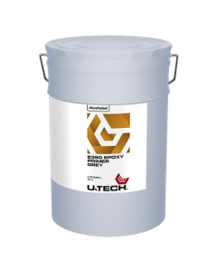 U-TECH E350 Grey Epoxy Primer 4 US Gallons