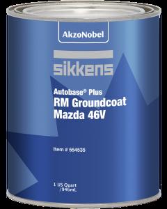 Sikkens Autobase Plus Ready Mix Groundcoat - Mazda 46V 1 US Quart