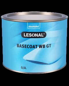 Lesonal Basecoat WB GT 306 RA SEC Red Aluminum 0.5L