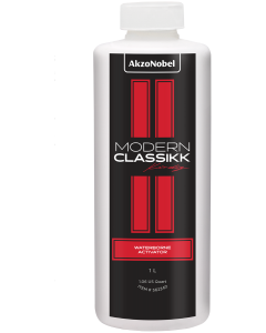 Modern Classikk Waterborne Activator 1L