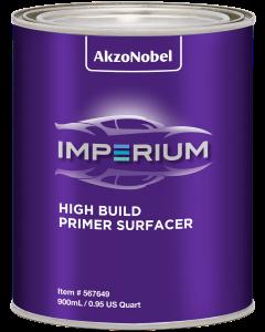 Imperium 2K High Build Primer Surfacer 900ml