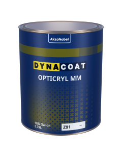 Dynacoat Basecoat SB MM Z91 Dark Black 0.9L