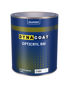 Opticryl C980 Ready Mix White 0.75 US Gallon