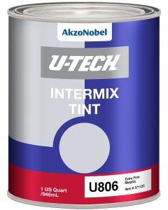 U806 Intermix Tint U806 Extra Fine Metallic 1 US Quart