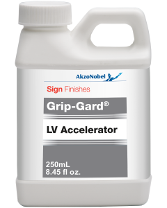 Sign Finishes Grip-Gard LV Accelerator 250 ml