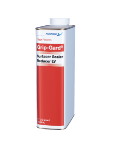 Sign Finishes Grip-Gard Surfacer Sealer Reducer LV 1 US Quart