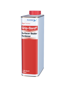 Sign Finishes Grip-Gard Surfacer Sealer Hardener 1 US Quart