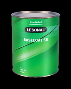 Lesonal Basecoat SB 197P Green (Yellow) Pearl Fine 1L