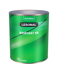Lesonal Basecoat SB 97M Metallic Extra Coarse (replaces 98M) 3.75L