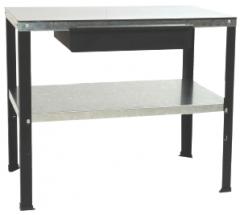 Deluxe Blending Table w/drawer Each