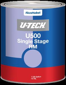 U-TECH U500 RM Single Stage Gallon Labels 50 Pack