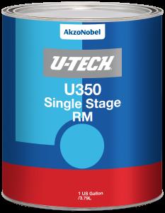 U-TECH U350 RM Single Stage Gallon Labels 50 Pack
