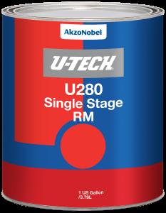 U-TECH U280 RM Single Stage Gallon Labels 50 Pack
