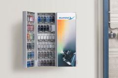 Colorscala Selector Cabinet L (72 Hooks)