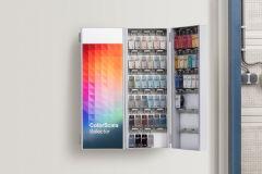 Colorscala Selector Cabinet R (72 Hooks)