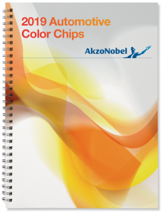 AkzoNobel 2019 Chip Book