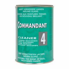 COMMANDANT CLEANER NR.4 1KG C40