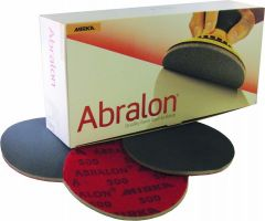 MIR ABRALON GRIP DISC 150MM P500 20PC