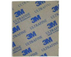 3M™ Soft Pads Soft Pad medium 140 mm x 115 mm x 5 mm P1000 – P1200