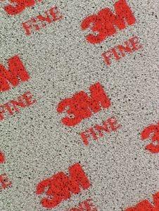 3M SOFTBACK SAND SPONGES FINE 20PC 03809