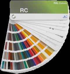 AkzoNobel RAL Color Swatch
