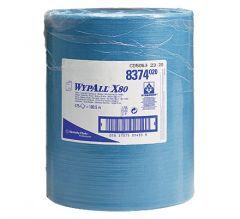 KIM Wypall X80 Wipes-Large Roll 8374