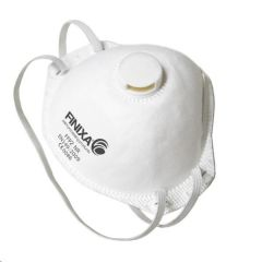 CHEM DUSTMASK WITH VALVE P2 15PC