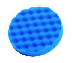 3M™ Ultrafina™ SE Anti-Hologramm Polierschaum blau 76 mm