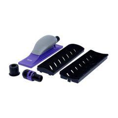 3M™ Hookit™ Purple Premium Rundformadapter Set, Multihole, 3-teilig 70 mm x 198 mm