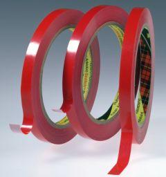3M 6893 PVC TAPE RED 9MMX66M 6893-9
