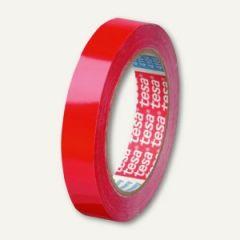 TESA 4104 LONGLINE TAPE RED 19MMX66M 8PC
