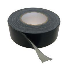 RHIWA DUCT TAPE 50MM 50MTR BLACK