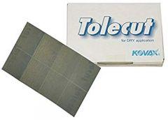 Kovax Tolecut stick-on Streifen 1/8 29 x 35 mm