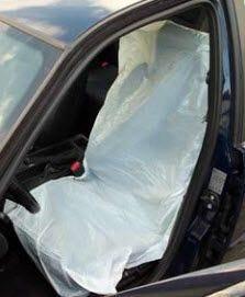 KEM DISP. SEAT COVERS 13U ROLL 250PC