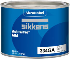 Sikkens Autowave® 334GA Green (Yellow) Pearl 500ml