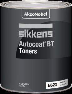 Sikkens Autocoat BT Toner B623 Red Oxide 1 US Gallon