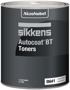 Sikkens Autocoat BT Toner B641 Orange Yellow 1 US Gallon