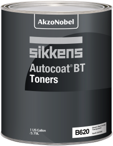 Sikkens Autocoat BT Toner B620 Brown Red Oxide Transparent 1 US Gallon