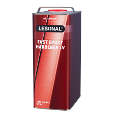 Lesonal Fast Epoxy Hardener LV 1 US Gallon
