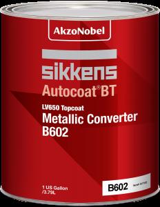 Sikkens Autocoat BT LV650 B602 Topcoat Metallic Converter 1 US Gallon