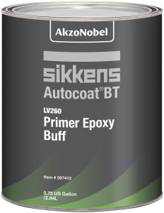 Sikkens Autocoat BT LV260 Epoxy Primer Buff 0.75 US Gallon