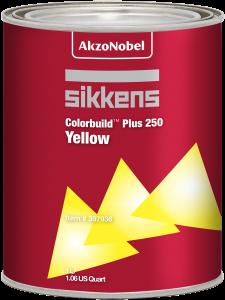 Sikkens Colorbuild™ Plus 250 Yellow 1L