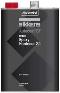 Sikkens Autocoat BT LV360 Hardener EP 2.1 1 US Gallon