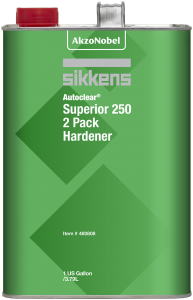 Sikkens Autoclear® Superior 250 2 Pack Hardener 1 US Gallon