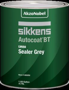 Sikkens Autocoat BT LV650 Sealer Grey 1 US Gallon