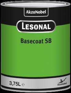 Lesonal Basecoat SB MM 120-95M 3.75L