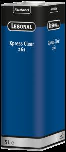 Lesonal 2K Xpress Clear 261 5L